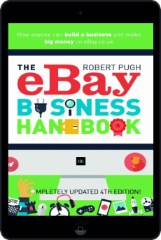 Cover of The eBay Business Handbook by Robert Pugh