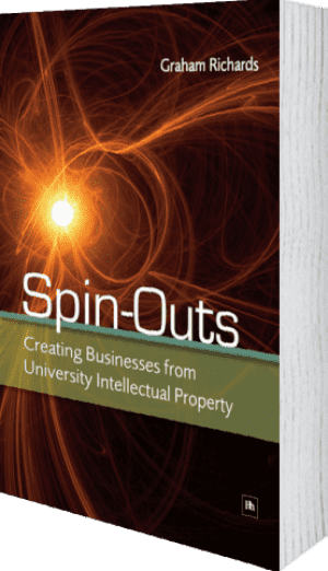 Cover of Spin-Outs by Graham Richards