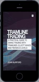 Cover of Tramline Trading by John Burford