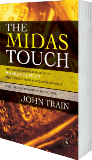 Cover of The Midas Touch by John Train