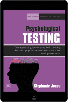 Cover of Psychological Testing by Stephanie Jones