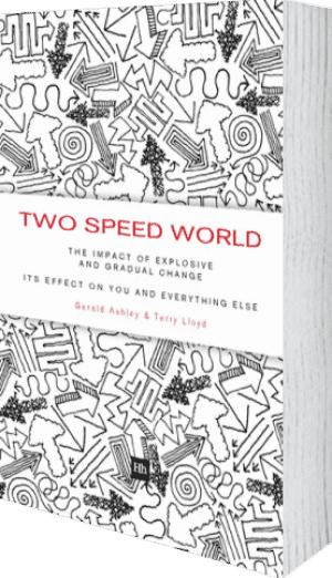 Cover of Two Speed World by Gerald Ashley andTerry Lloyd