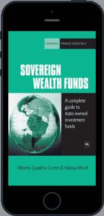 Cover of Sovereign Wealth Funds by Alberto Quadrio Curzio andValeria Miceli