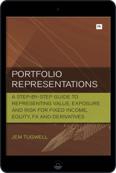 Cover of Portfolio Representations by Jem Tugwell