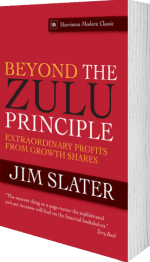 Cover of Beyond The Zulu Principle by Jim Slater
