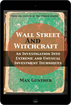Cover of Wall Street and Witchcraft by Max Gunther