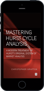 Cover of Mastering Hurst Cycle Analysis by Christopher Grafton