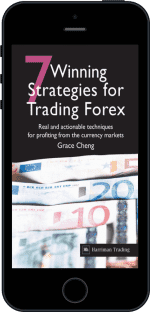 Cover of 7 Winning Strategies For Trading Forex by Grace Cheng