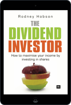 Cover of The Dividend Investor by Rodney Hobson