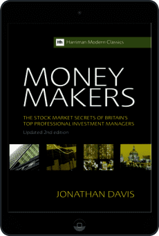 Cover of Money Makers by Jonathan Davis