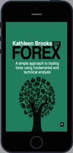 Cover of Kathleen Brooks on Forex by Kathleen Brooks