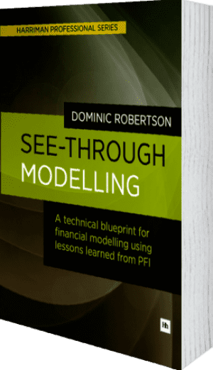 Cover of See-Through Modelling by Dominic Robertson