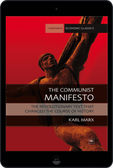 Cover of The Communist Manifesto by