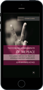 Cover of The Economic Consequences of the Peace by John Maynard Keynes