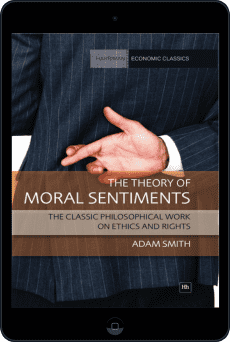 Cover of The Theory of Moral Sentiments by Adam Smith