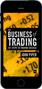 Cover of The Business of Trading by John Piper