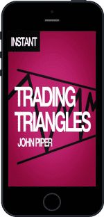 Cover of Trading Triangles by John Piper