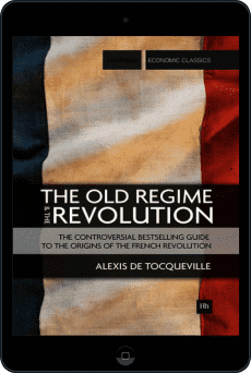 Cover of The Old Regime and the Revolution by Alexis de Tocqueville