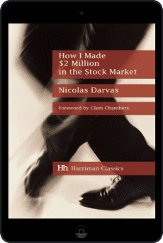 Cover of How I Made $2 Million in the Stock Market by