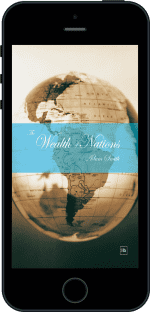 Cover of The Wealth of Nations by Adam Smith