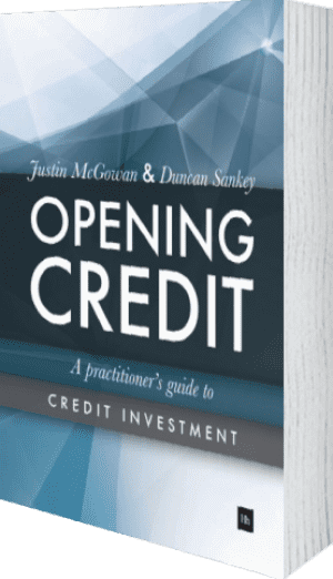Cover of Opening Credit by Justin McGowan andDuncan Sankey