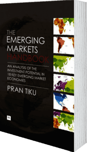 Cover of The Emerging Markets Handbook by Pran Tiku