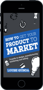 Cover of How to Get Your Product to Market by Louise Guinda