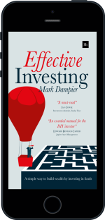 Cover of Effective Investing by Mark Dampier