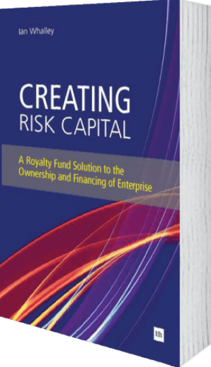 Cover of Creating Risk Capital by Ian Whalley