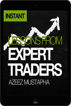 Cover of Lessons From Expert Traders by Azeez Mustapha