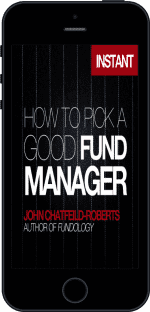 Cover of How to Pick a Good Fund Manager by John Chatfeild-Roberts