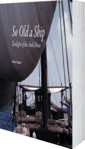 Cover of So Old a Ship by Marion Kaplan