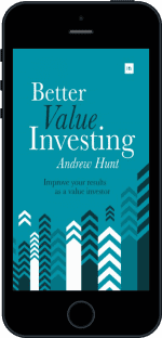 Cover of Better Value Investing by Andrew Hunt