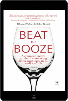 Cover of Beat the Booze by Edmund Tirbutt andHelen Tirbutt
