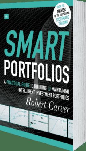 Cover of Smart Portfolios by Robert Carver
