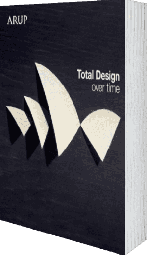 Cover of Total Design Over Time by Arup