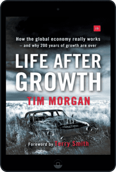 Cover of Life After Growth by Tim Morgan