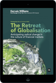 Cover of The Retreat of Globalisation by Gervais Williams