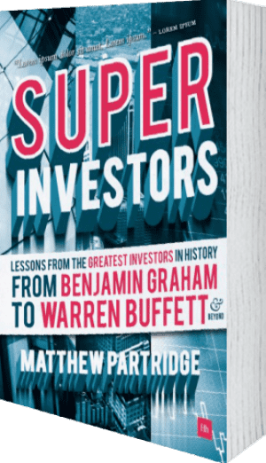 Cover of Superinvestors by Matthew Partridge