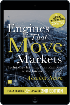 Cover of Engines That Move Markets by Alasdair Nairn