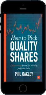 Cover of How To Pick Quality Shares by Phil Oakley