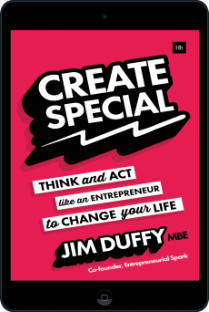 Cover of Create Special by Jim Duffy