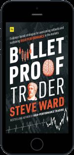 Cover of Bulletproof Trader by Steve Ward