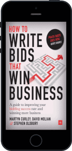 Cover of How to Write Bids That Win Business by David Molian, Martyn Curley and Stephen Oldbury