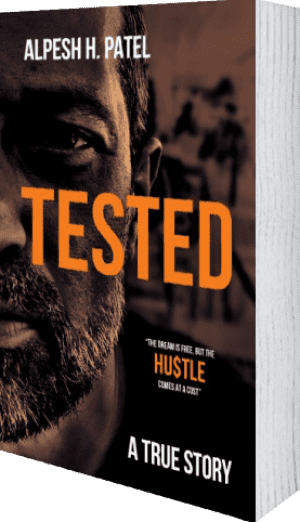 Cover of Tested by Alpesh H. Patel