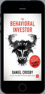 Cover of The Behavioral Investor by Daniel Crosby