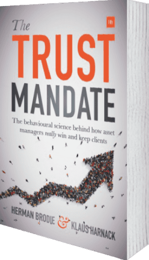 Cover of The Trust Mandate by Herman Brodie and Klaus Harnack