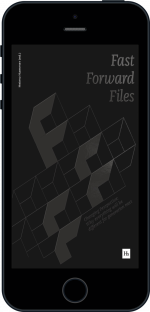 Cover of Fast Forward Files Volume 2 by Heimo  Hammer