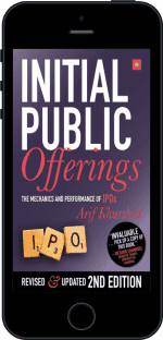 Cover of Initial Public Offerings -- 2nd Edition by Arif Khurshed