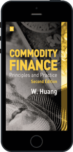 Cover of Commodity Finance -- 2nd Edition by Weixin Huang